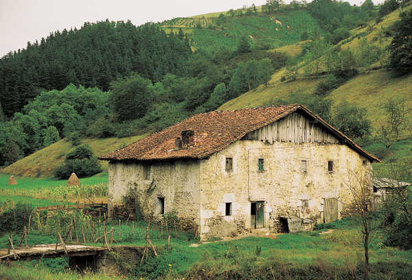 Me encanta el pollo - Caserios pais vasco ...